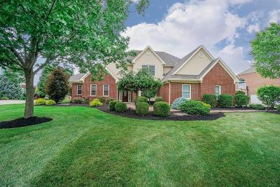 West Chester Single Family Home For Sale: 7560 Shoal Creek Circle