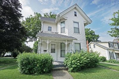 Lebanon Single Family Home For Sale: 407 E Main Street