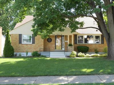 Hamilton Single Family Home For Sale: 736 Dick Ave.