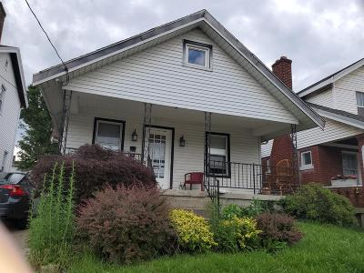 Norwood Single Family Home For Sale: 5419 Hunter Avenue