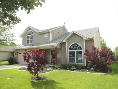 Forest Park Single Family Home For Sale: 1019 Kemper Meadow Drive
