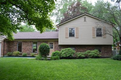 Deerfield Twp. Single Family Home For Sale: 3661 Simpson Trace