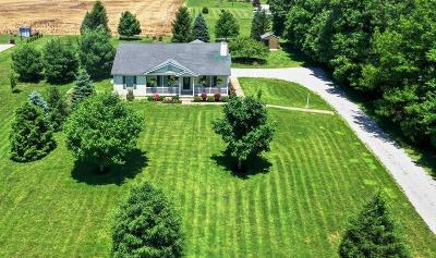 Highland County Single Family Home For Sale: 4747 Mt Washington Road