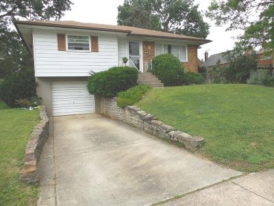 Hamilton County, Butler County, Warren County, Clermont County Single Family Home For Sale: 3281 Greenway Avenue