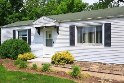 Single Family Home For Sale: 11500 Hickory Street