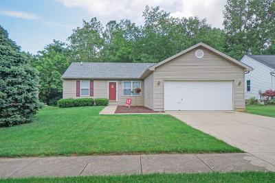 West Chester Single Family Home For Sale: 7248 Shady Hollow Lane