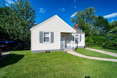 Hamilton County, Butler County, Warren County, Clermont County Single Family Home For Sale: 5532 Biscayne Avenue