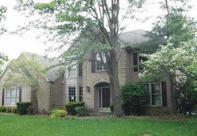 Single Family Home For Sale: 6588 Miami Trails Drive