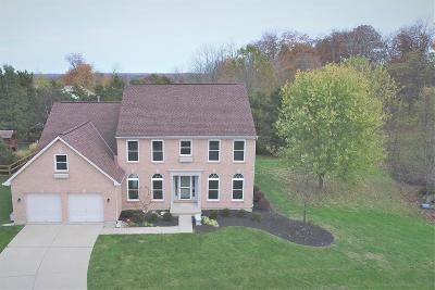 Symmes Twp Single Family Home For Sale: 10141 Meadowknoll Drive