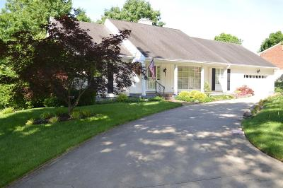 Hamilton Single Family Home For Sale: 515 Northwood Terrace
