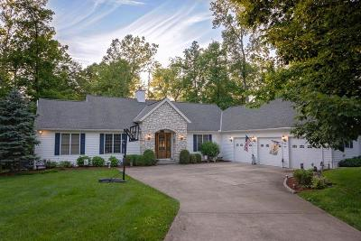 Single Family Home For Sale: 3995 Gardner Lane