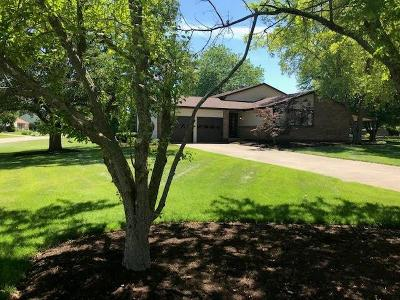 West Chester Single Family Home For Sale: 8502 Edgeview Drive