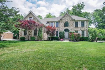 Single Family Home For Sale: 4124 Oak Tree Court