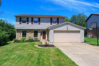 Hamilton Single Family Home For Sale: 54 Mollie Drive