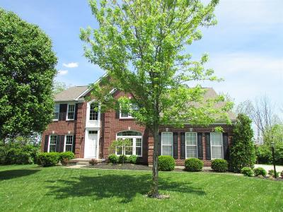 Mason Single Family Home For Sale: 3892 Granite Court