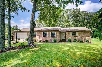 Single Family Home For Sale: 1222 Teakwood Drive