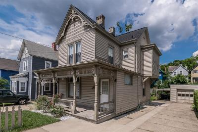 Cincinnati Single Family Home For Sale: 3620 Columbia Parkway