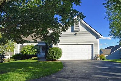 Single Family Home For Sale: 3317 Mizzen Mast Lane