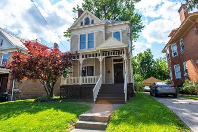 Cincinnati OH Single Family Home For Sale: $114,900