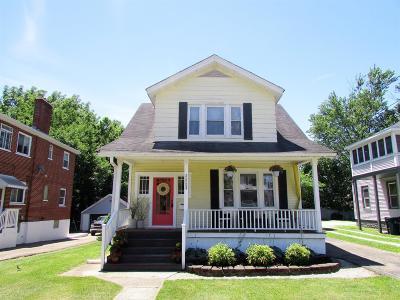 Cincinnati OH Single Family Home For Sale: $260,000