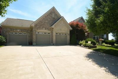 West Chester Single Family Home For Sale: 7926 Spring Garden Court