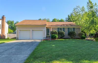 Single Family Home For Sale: 5970 Deer Run Drive