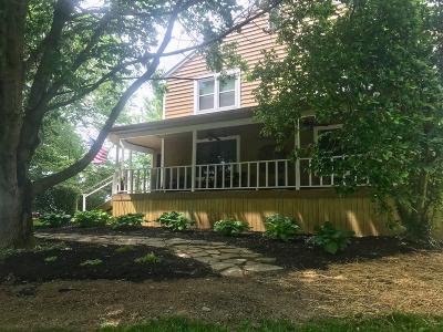 Clarksville Single Family Home For Sale: 1615 Harveysburg Road