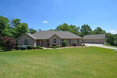 Harrison Twp Single Family Home For Sale: 10804 Marvin Road