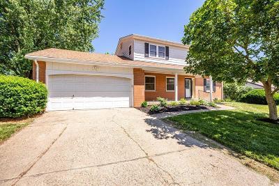 Mason Single Family Home For Sale: 417 Cloverwood Drive