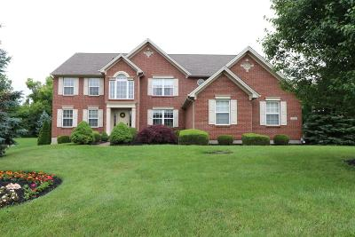 Liberty Twp Single Family Home For Sale: 4294 Cross Creek Court