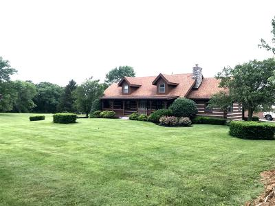 Highland County Single Family Home For Sale: 6591 Pence Road