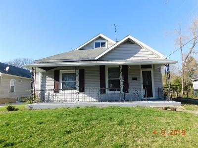 Middletown Single Family Home For Sale: 2413 S Sutphin