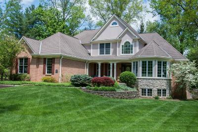 Single Family Home For Sale: 334 Whispering Pines Drive