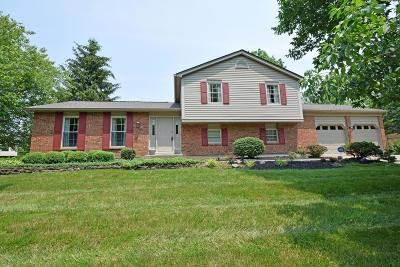 West Chester Single Family Home For Sale: 5706 Winding Creek Way