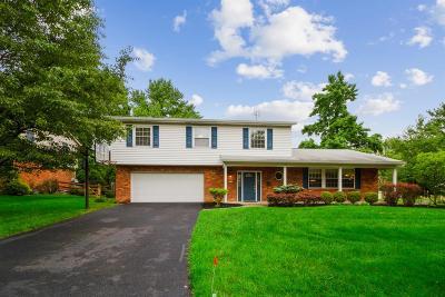 Single Family Home For Sale: 8704 Shagbark Drive