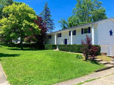 Middletown Single Family Home For Sale: 4805 Ronald Drive