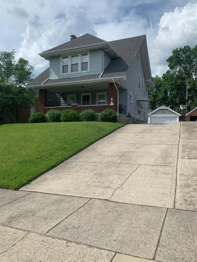 Middletown Single Family Home For Sale: 2607 Milton Road