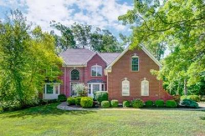 Single Family Home For Sale: 9886 Humphrey Road