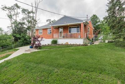 Single Family Home For Sale: 3840 Reemelin Road