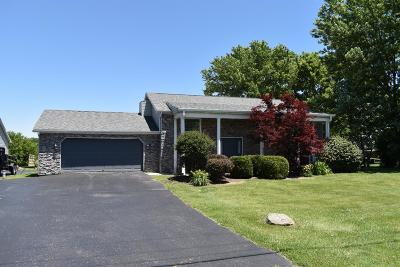 Highland County Single Family Home For Sale: 12849 St Rt 28