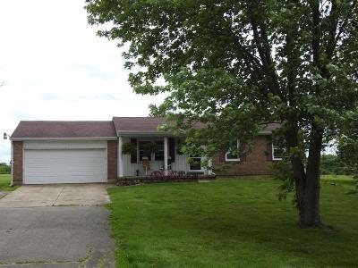 Hamilton Single Family Home For Sale: 3237 Harris Road