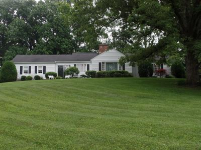 Highland County Single Family Home For Sale: 43 Willetsville Pike