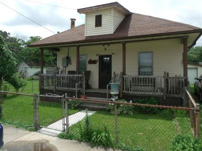 Adams County, Brown County, Clinton County, Highland County Single Family Home For Sale: 519 N Columbus Avenue