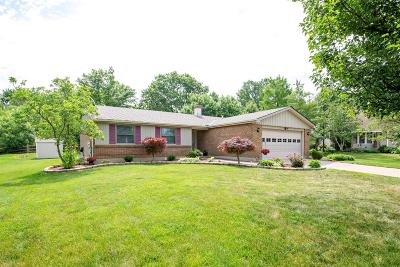 West Chester Single Family Home For Sale: 7726 Devonwood Drive