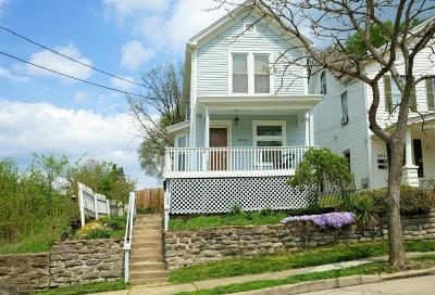 Cincinnati Single Family Home For Sale: 3512 Handman Avenue