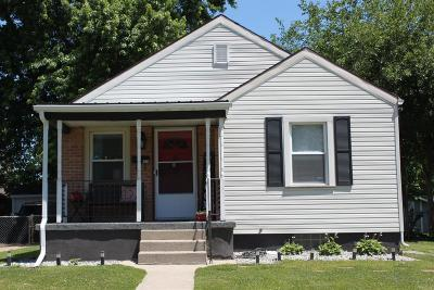 Hamilton Single Family Home For Sale: 1012 Chase Avenue