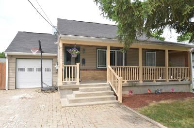 Single Family Home For Sale: 4538 Leslie Avenue