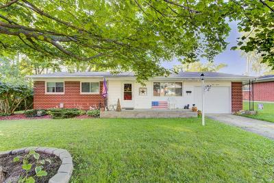 Wilmington OH Single Family Home For Sale: $146,500