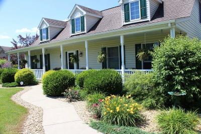 Harrison Twp Single Family Home For Sale: 11655 Carolina Trace Road