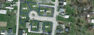 Adams County, Brown County, Clinton County, Highland County Residential Lots & Land For Sale: 9 Elmwood Court